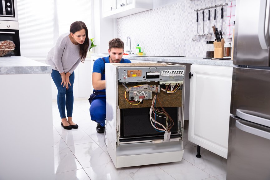 dishwasher repair oklahoma city ok